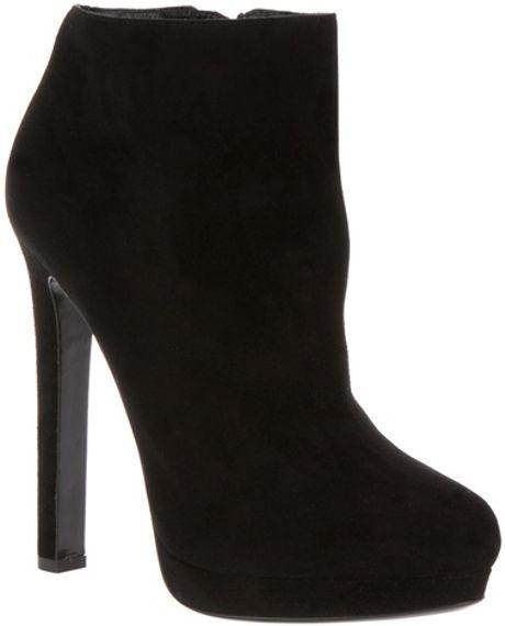 Alexander Mcqueen Shoe Boot in Black