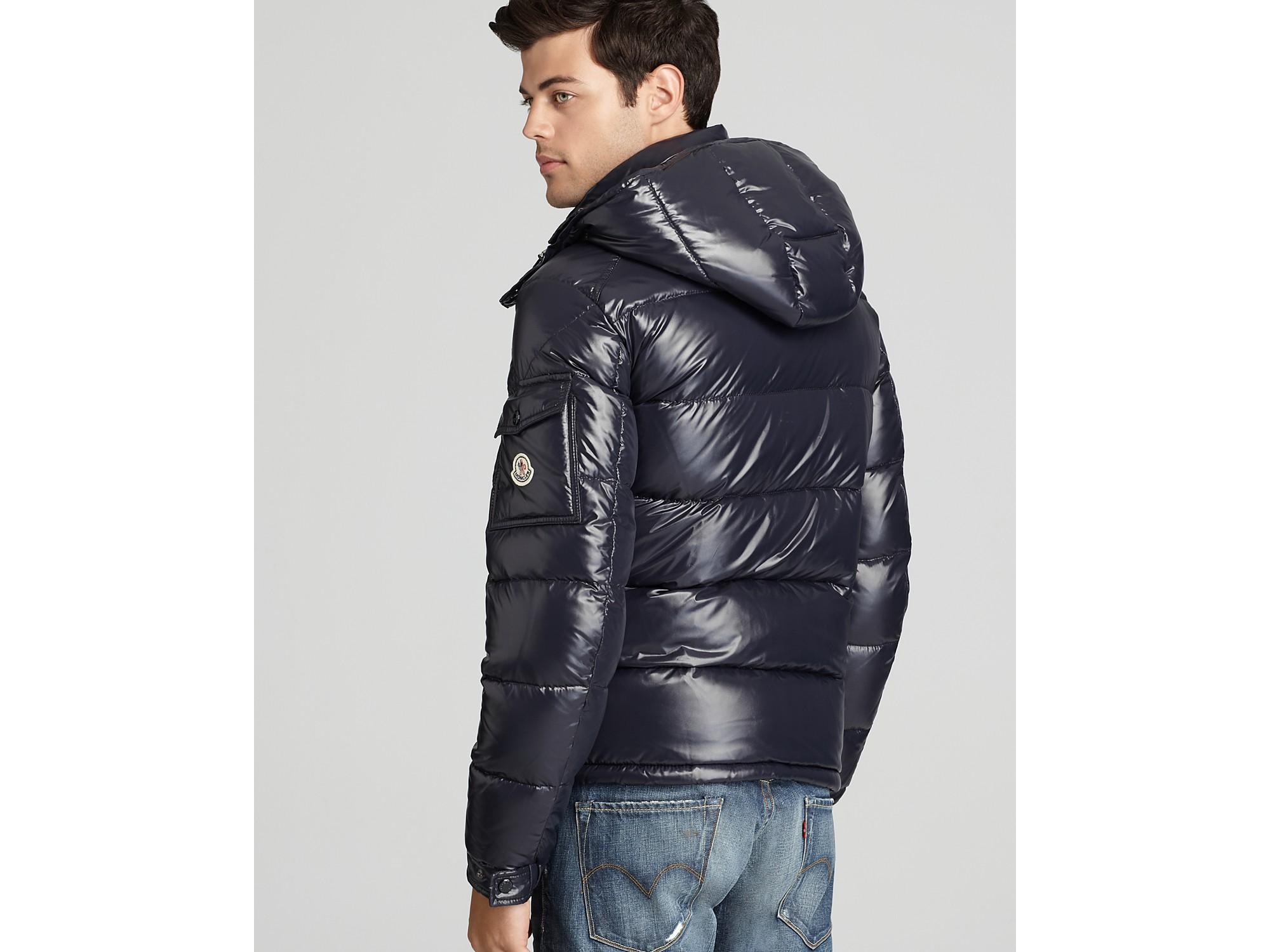 298249608d7 Men Moncler Lyst Maya for Blue Jacket in zx86w0q