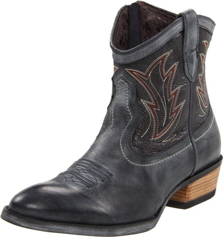 ariat ariat womens billie western boot in black black