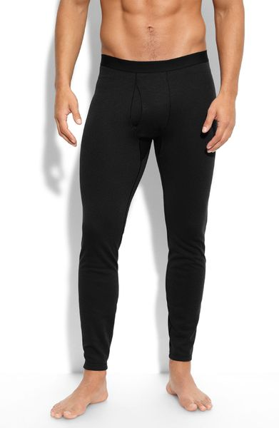 Patagonia Capilene 3 Base Layer Pants in Black for Men - Lyst