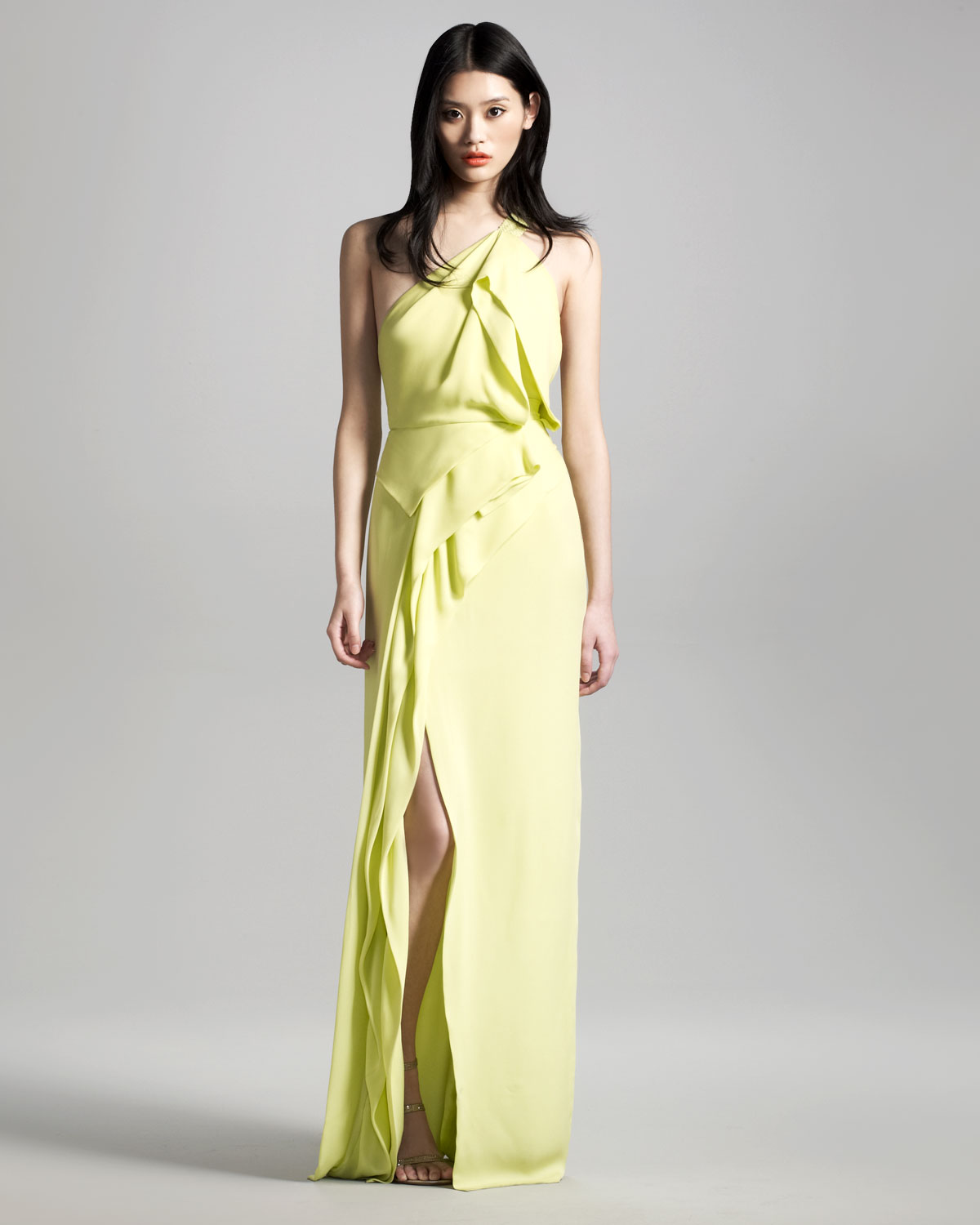 Colorful J Mendel Evening Gowns Illustration - Ball Gown Wedding ...