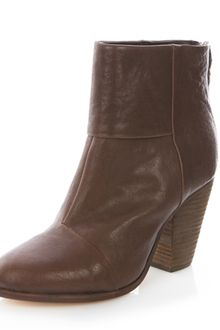 Rag & Bone Classic Newbury Boot in Continuous Brown - Lyst