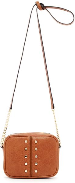 Michael Kors Uptown Astor Crossbody Bag in Brown