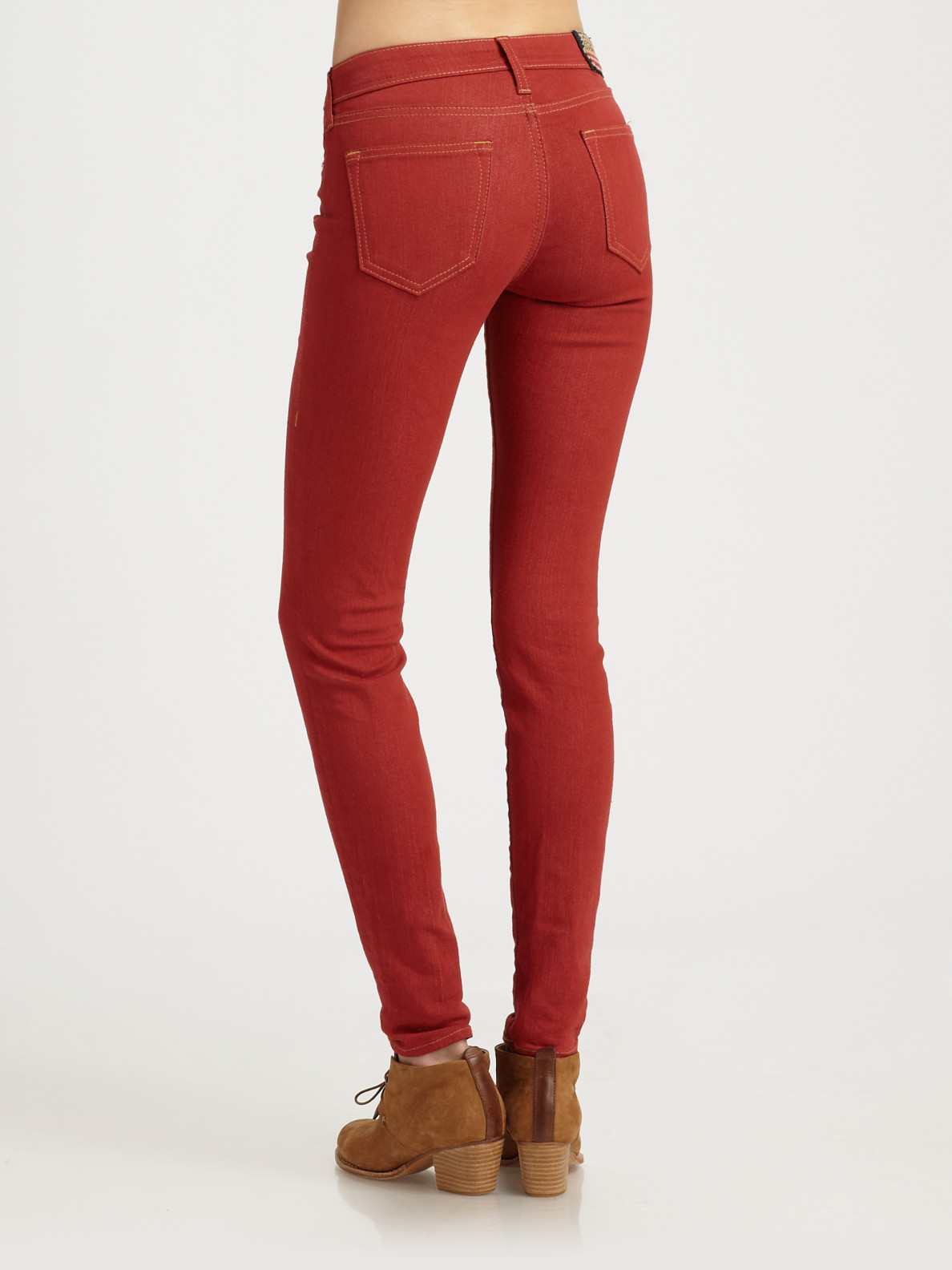 True religion world tour skinny jeans
