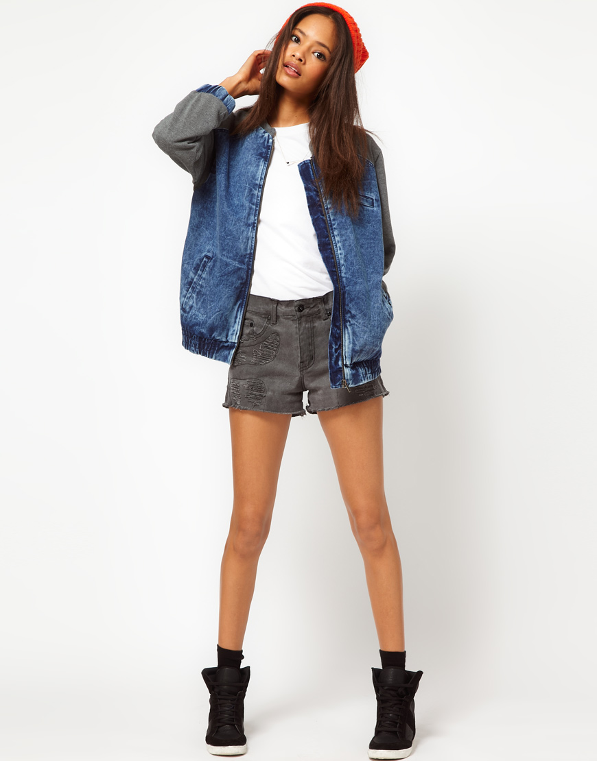 Shop Women's ASOS Casual jackets on Lyst. Track over ASOS Casual jackets for stock and sale updates.