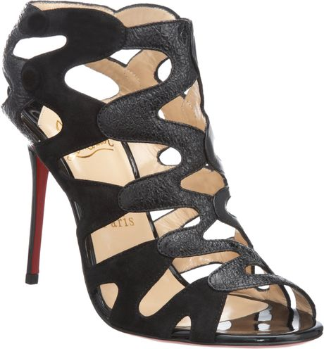 Christian Louboutin Valonana in Black