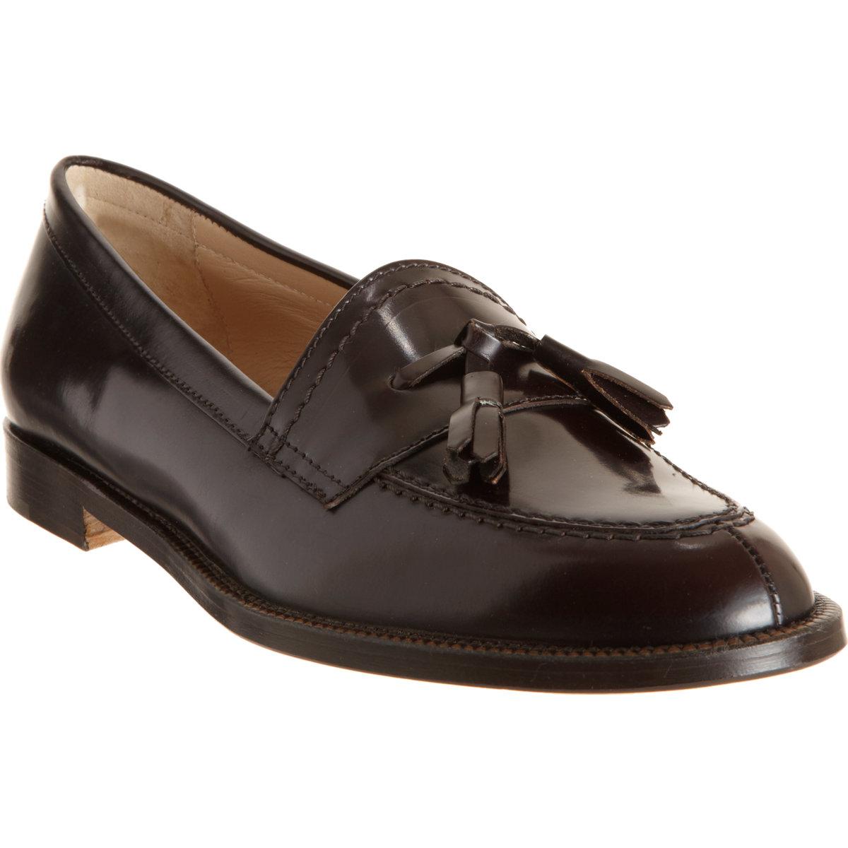 Lyst manolo blahnik aldena in brown for Shoes by manolo blahnik