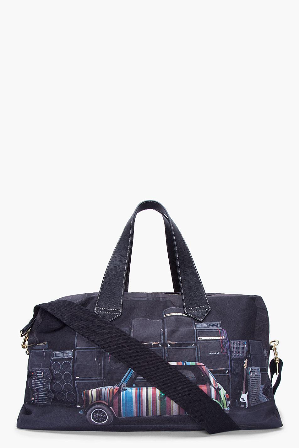 7c35aef209 Mini Cooper Travel Bags