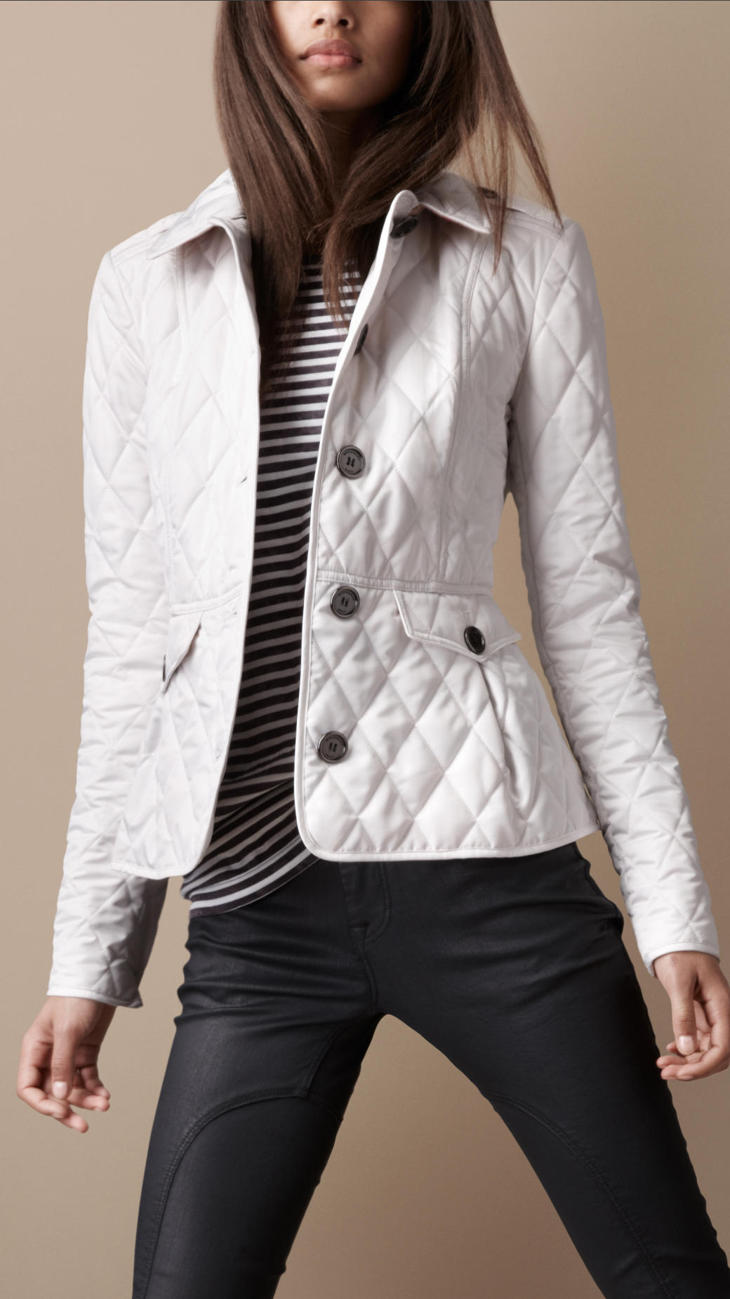 brit quilt quilted burberry fairstead s jacket pin women bloomingdale
