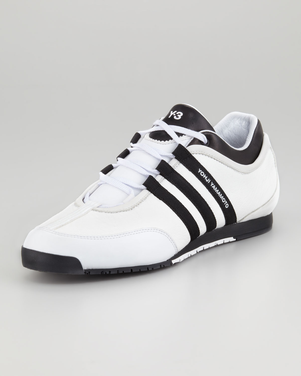 a98bf1abf27 Lyst - Y-3 Boxing Sneaker White in White for Men