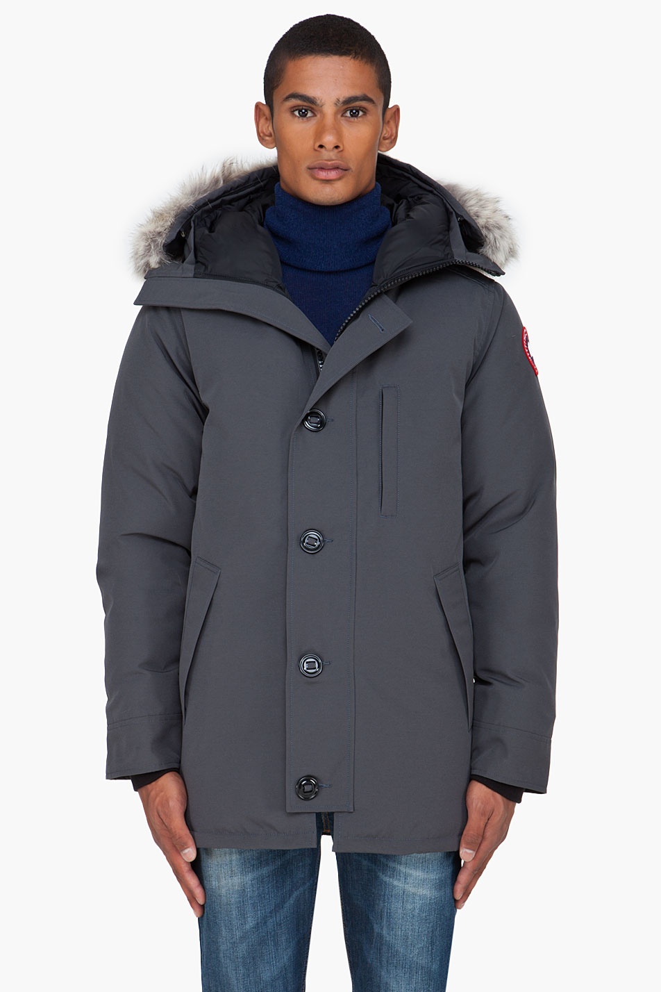 Canada GooseChateau Anorak Especial
