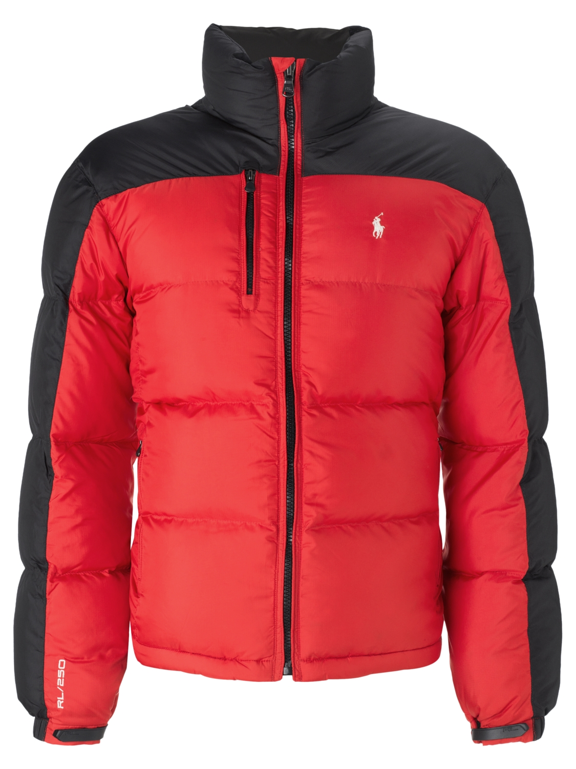 polo ralph lauren red polo ralph lauren snow puffer jacket red product. Black Bedroom Furniture Sets. Home Design Ideas