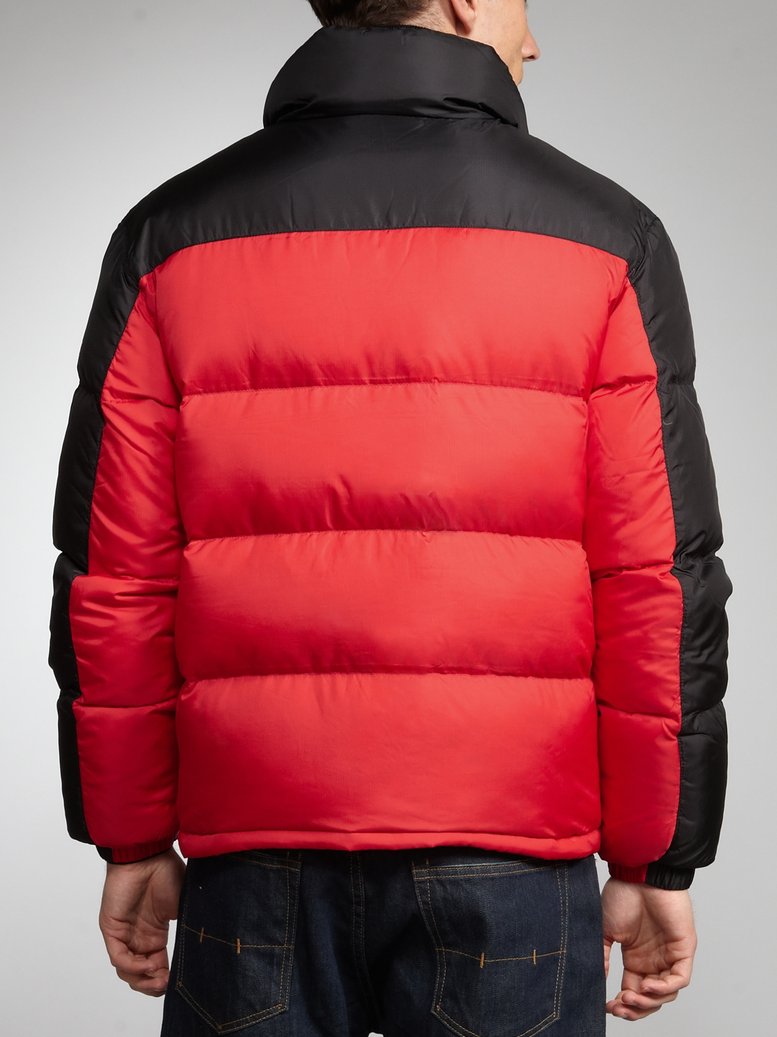 Polo Ralph Lauren Snow Puffer Jacket Red In Red For Men Lyst