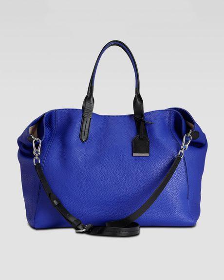 Cole Haan Crosby Shopper Cobalt in Blue (cobalt)