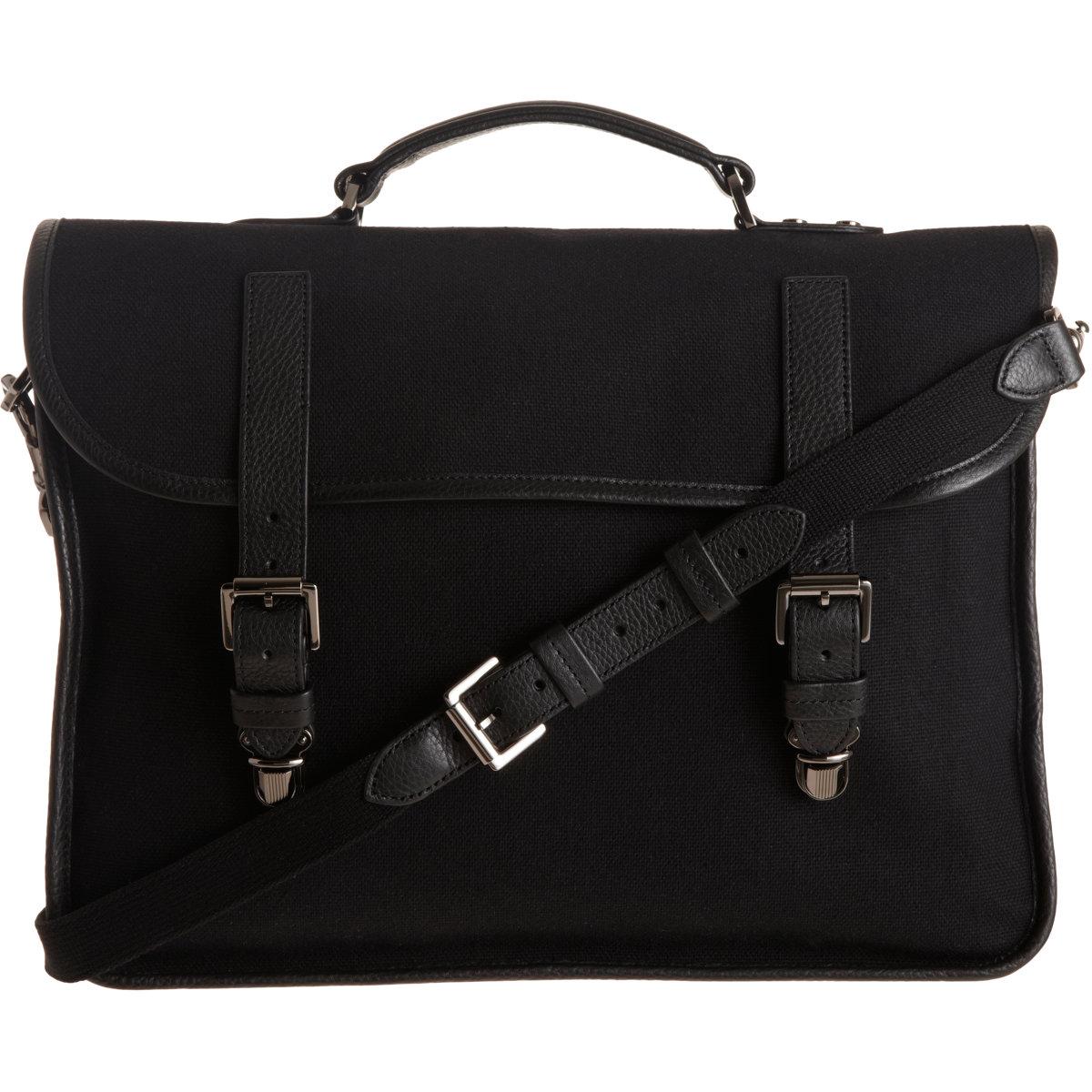 de399ccadb 26d15 2a9c7  sweden mulberry elkington briefcase in black for men lyst  76af4 7f773