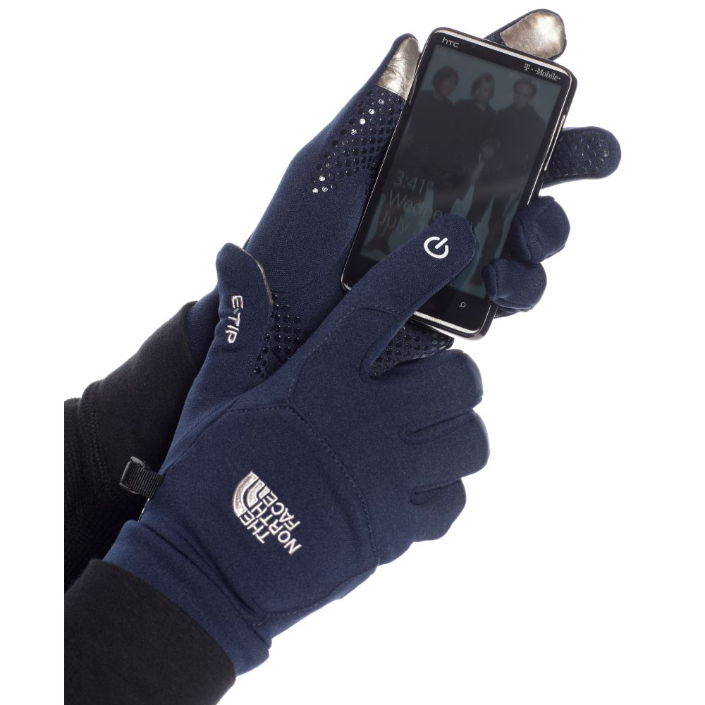 d6a106ba65ab89 The North Face Etip Gloves in Blue for Men - Lyst