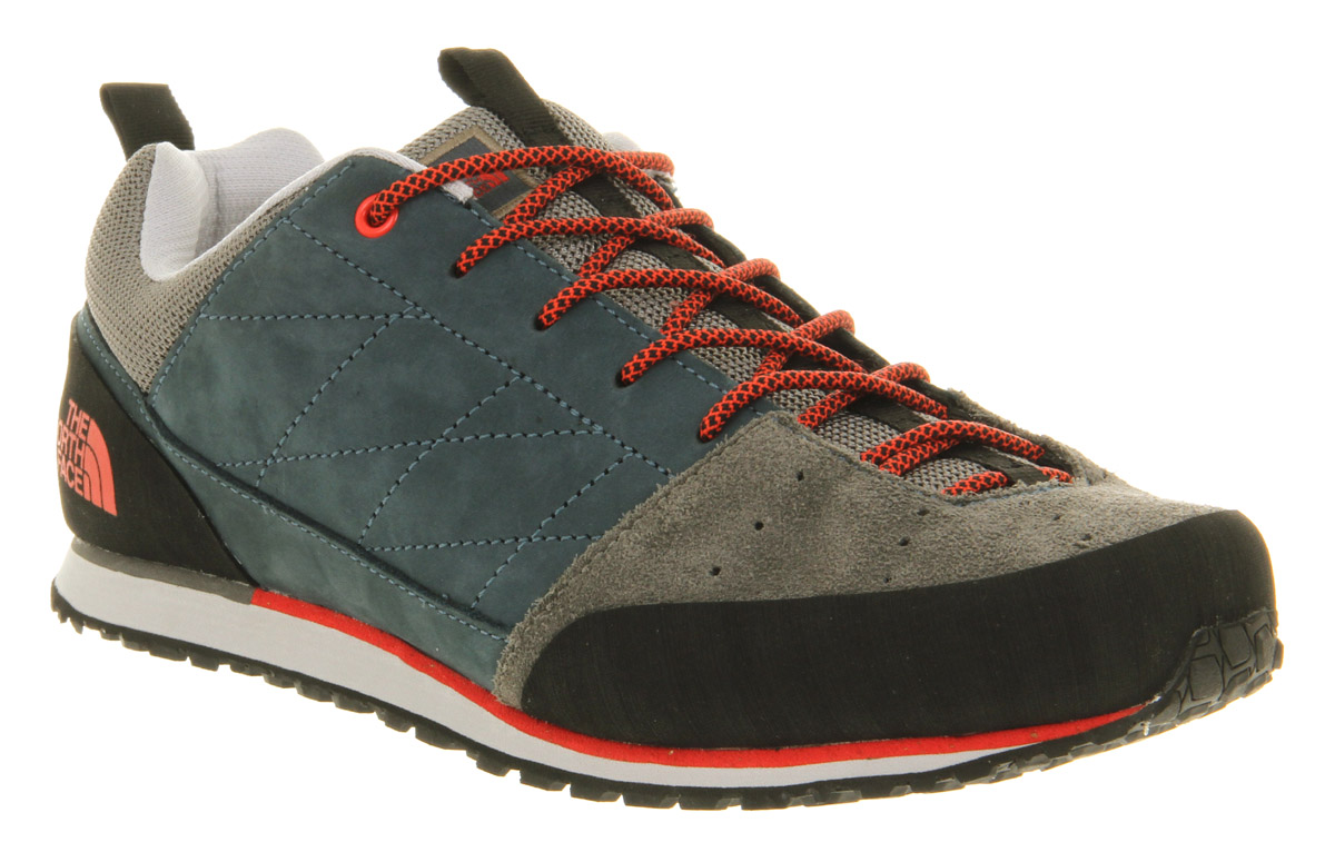half off c6a7a c8ce8 The North Face Scend Leather Conqblue Firered in Black for Men - Lyst