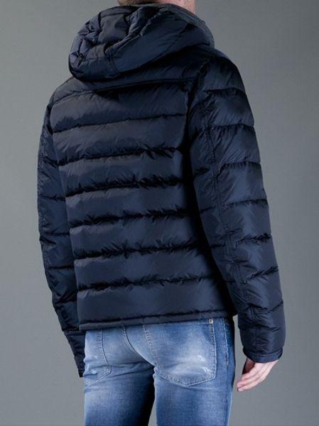 Moncler Canut Jacket In Blue For Men Navy Lyst