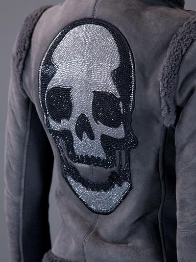 philipp plein skull jacket