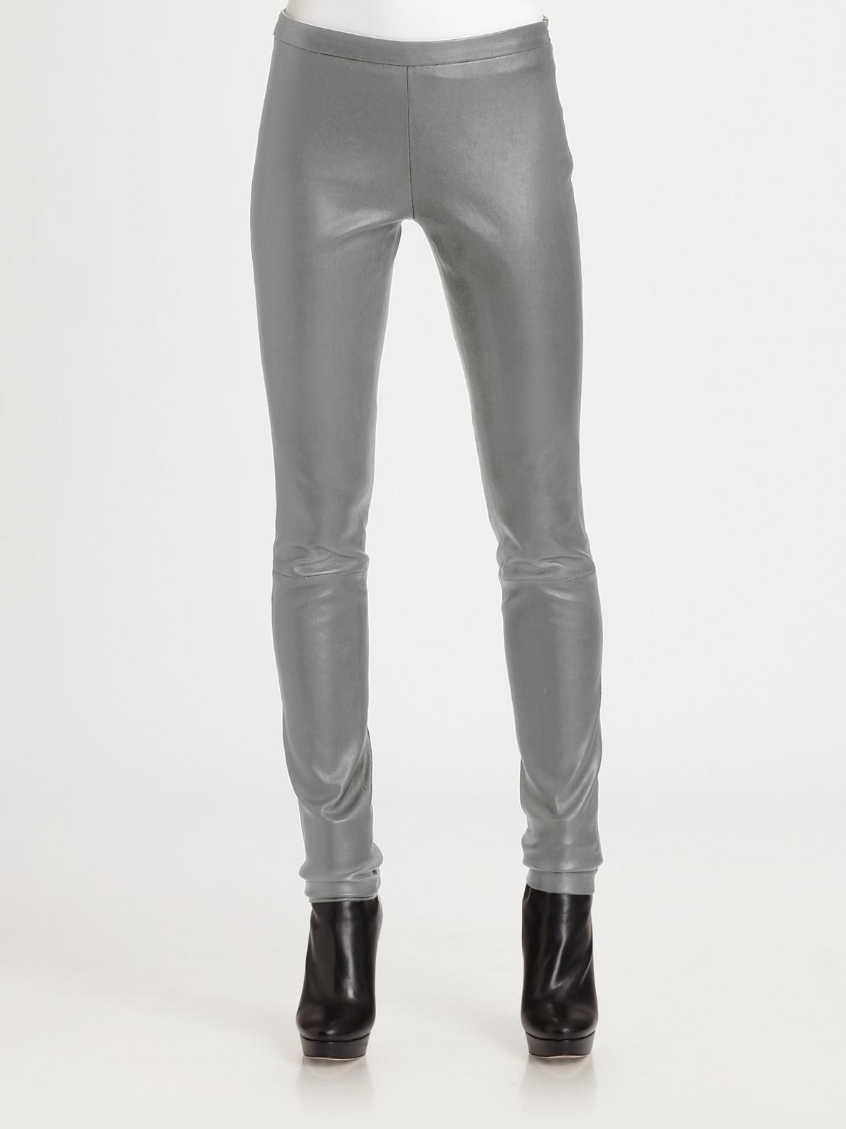 Grey Skinny Jeans For Women
