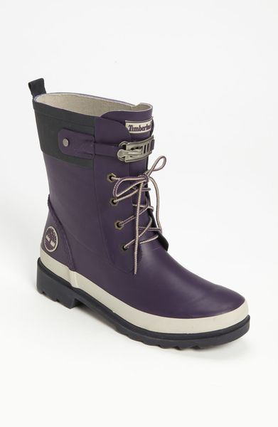 Excellent  Timberland 6 Inch Premium Boot  Womens Boots  Magenta Purple UK4981