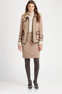 Tory Burch Jasmine Coat - Lyst