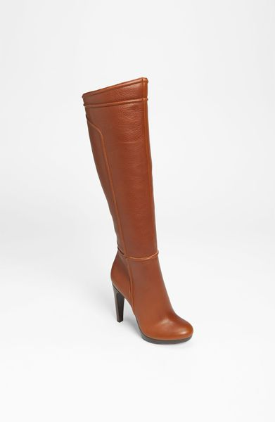 Rachel Zoe Chloe Boot in Brown (luggage)