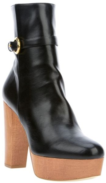 Stella Mccartney Ankle Boot in Black