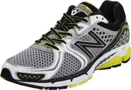 New Balance New Balance Mens Stability Running Shoe in Black for Men