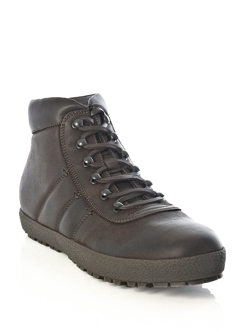 Moncler Vaduz Hiking Boots In Brown For Men Lyst