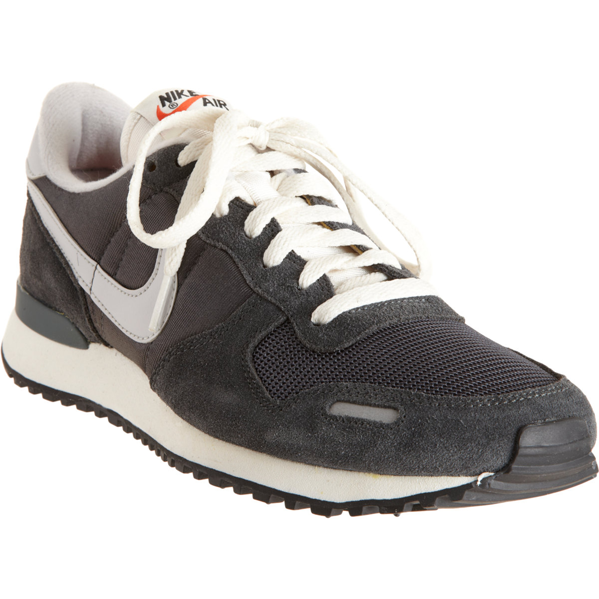 nike air vortex in silver for men anthracite lyst. Black Bedroom Furniture Sets. Home Design Ideas