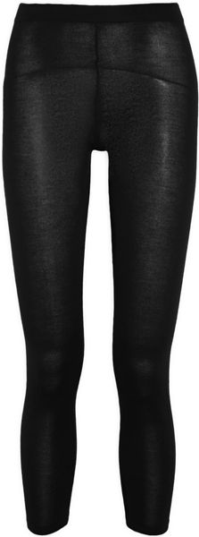 Madeleine Thompson Audrey Fineknit Cashmere Leggings - Lyst
