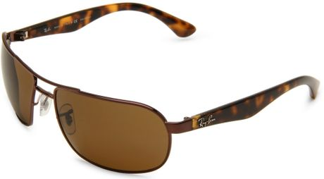 d1656866b1f61 Ray Ban 3395 Brown Polarized   United Nations System Chief ...