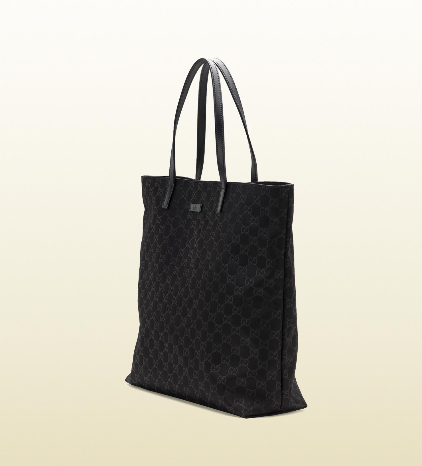 c02a4be6847 Lyst - Gucci Tote Bag in Black for Men