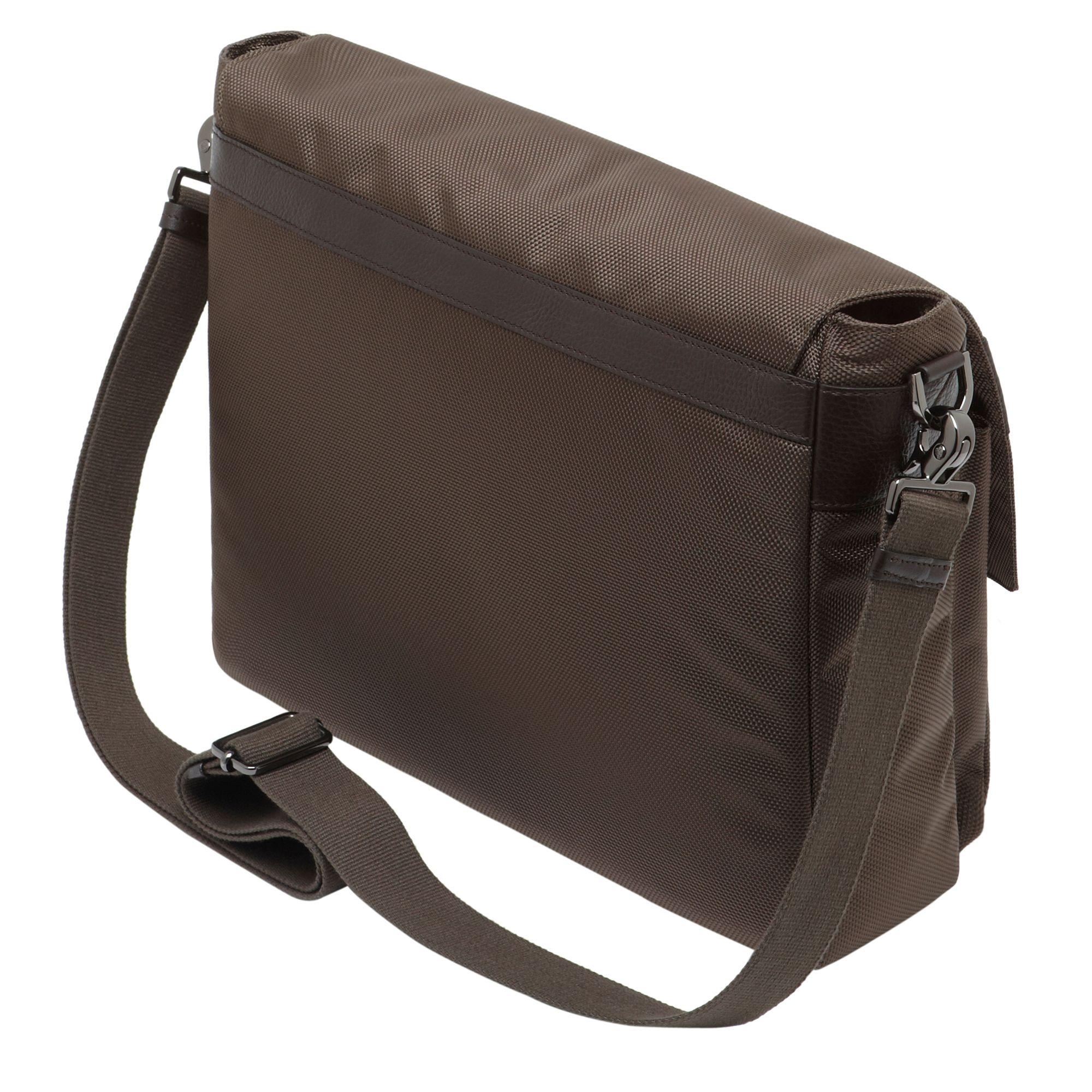 9e6bb8acb78f Mulberry Henry Laptop Messenger Bag in Brown for Men - Lyst