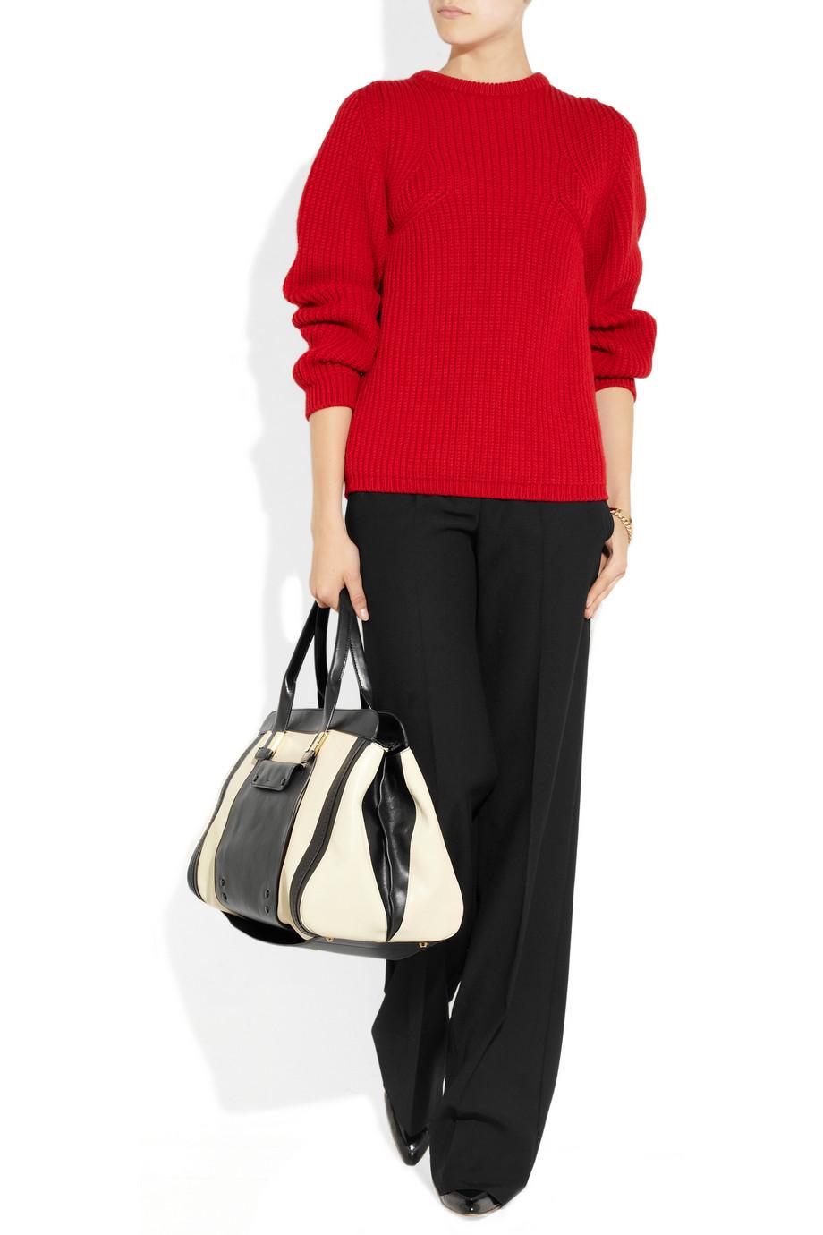gray chloe bag - chloe large alice tote, cheap replica chloe handbags