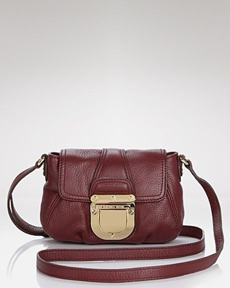 Michael Kors Michael Crossbody Chalton in Brown (hunter green) - Lyst