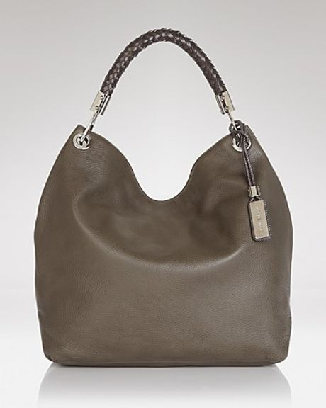 Michael Kors Skorpios Large Shoulder Bag Skorpios Large Dark Slate 58