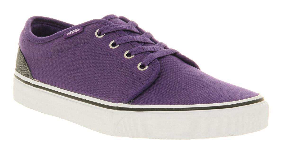 259ec13ca0 Lyst - Vans 106 Vulcanized Sneaker in Purple for Men