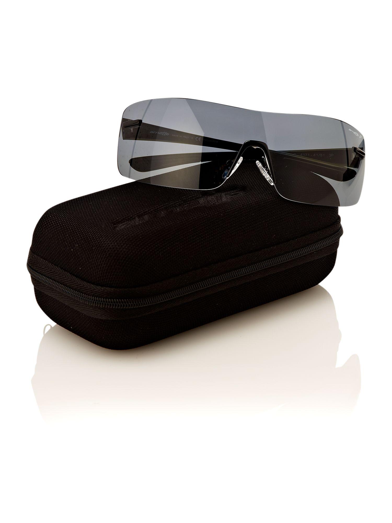 Arnette Sunglasses Case  arnette mens sparkplug black sunglasses in black for men lyst