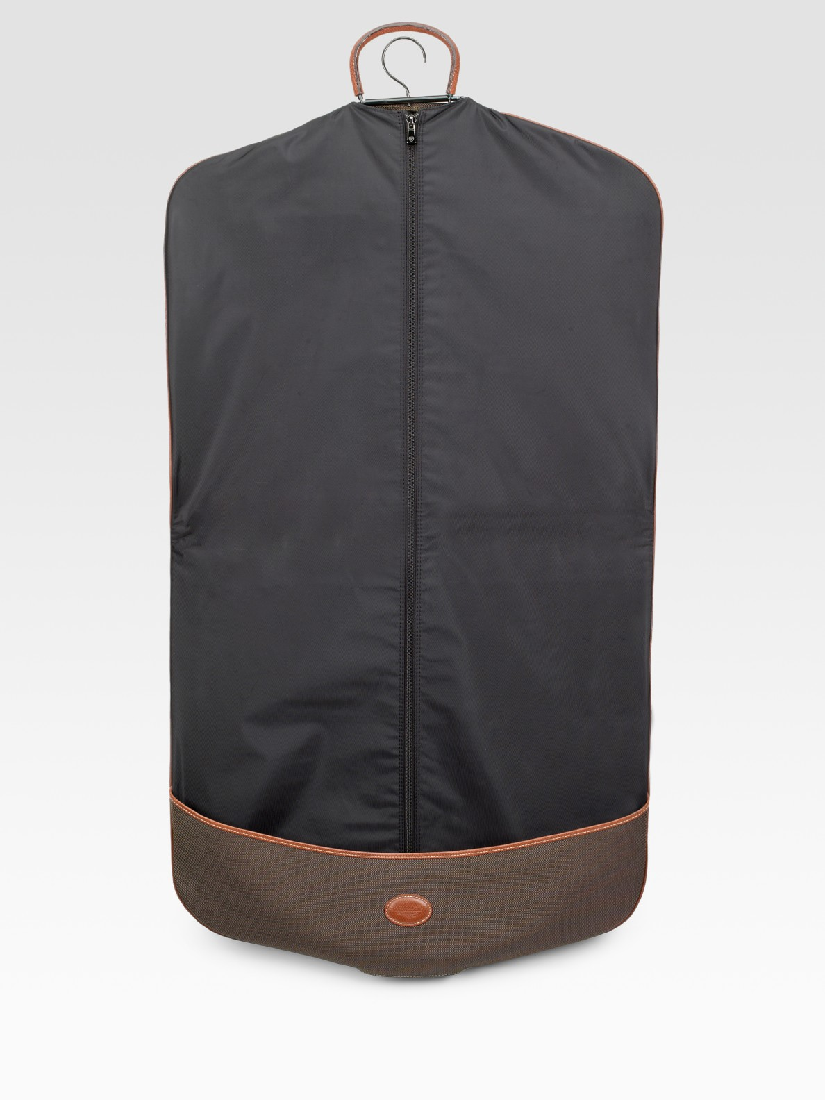 Lyst Longchamp Boxford Hanging Garment Bag In Brown For Men