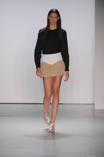 Tibi Spring 2013 Runway Look 28 in  - Lyst