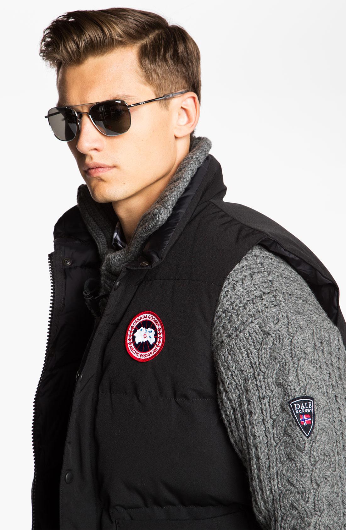 Canada Goose victoria parka replica cheap - Canada goose Freestyle Vest in Black for Men | Lyst