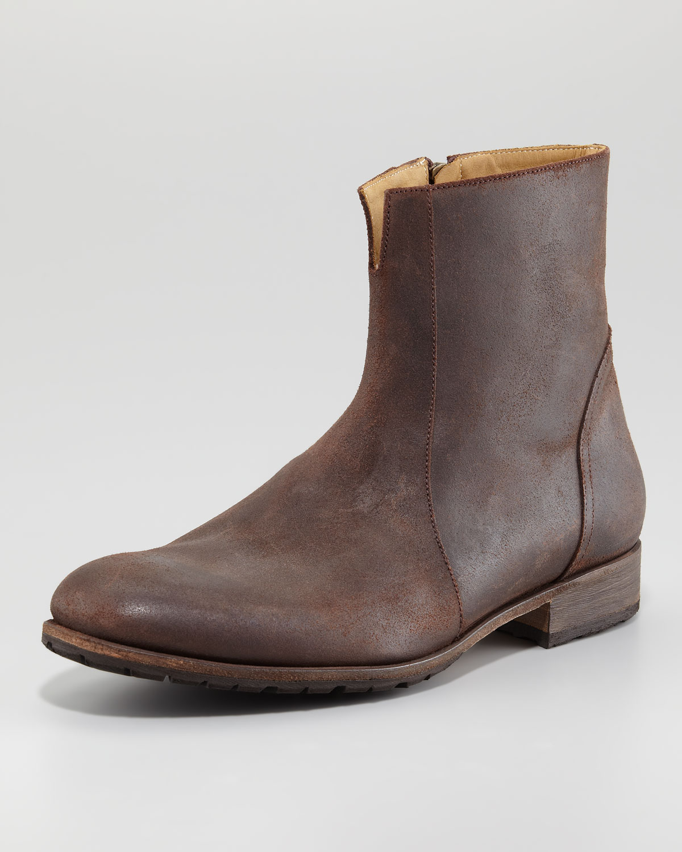 Billy Reid Mens Boots Brown