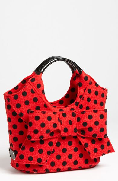 Kate Spade Pilgrim Hill Tate Handbag in Red - Lyst