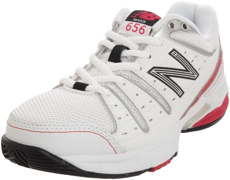 new balance new balance womens wc656 tennis shoe in white