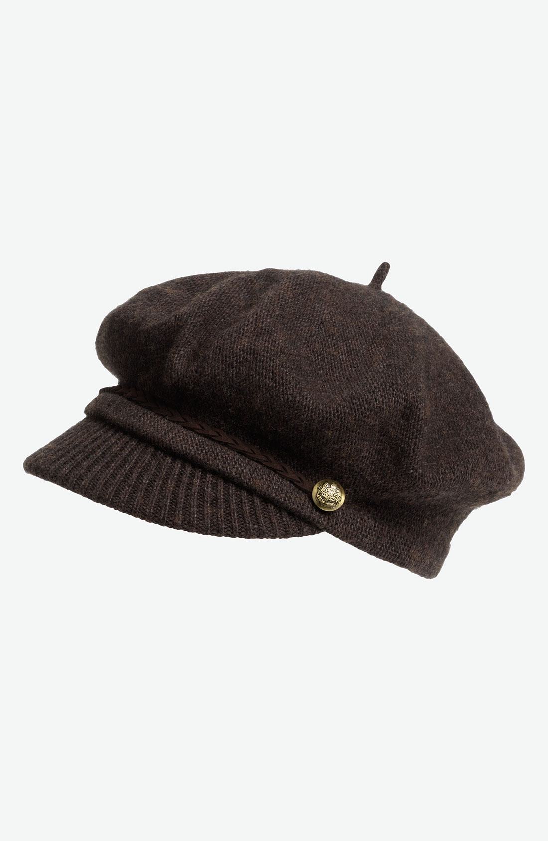 by ralph fisherman hat in brown lyst