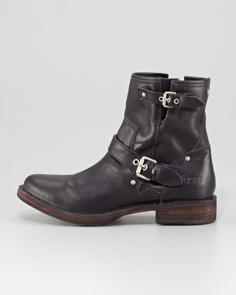 Awesome UGG Australia Womenu0026#39;s Kesey Motorcycle Boot - Buy Online In UAE. | Shoes Products In The UAE ...