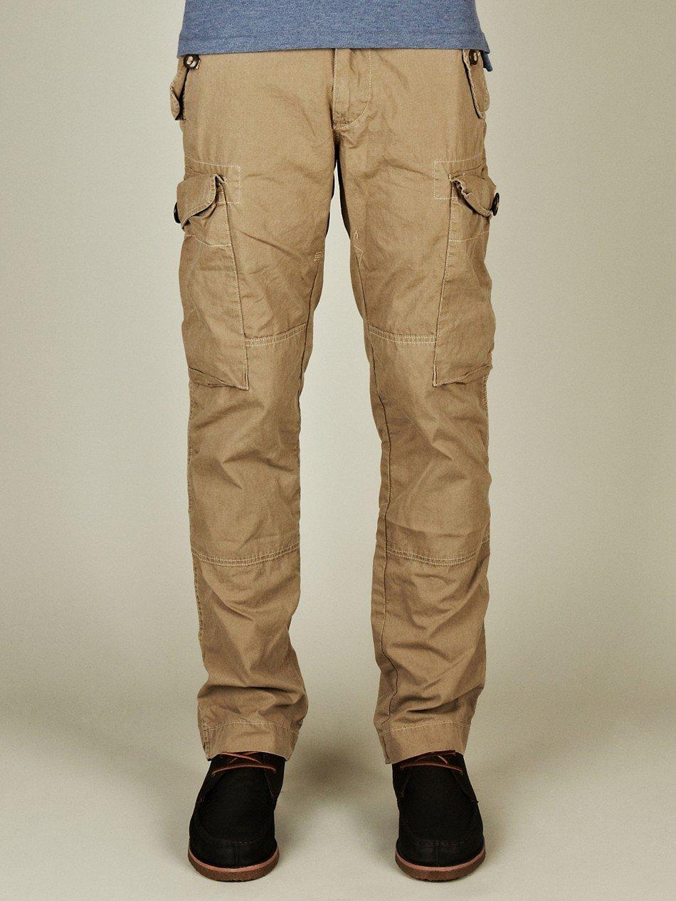 Cargo Khaki Pants For Men