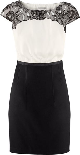 H&m Dress in White